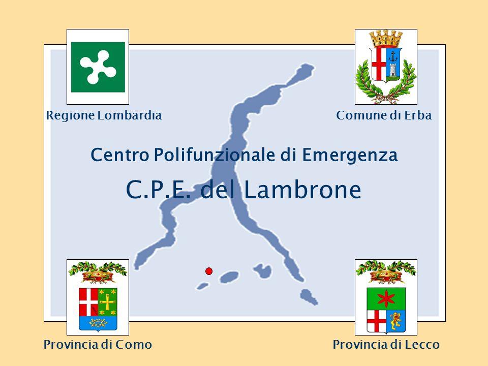 Comune di Erba Centro Polifunzionale di Emergenza C.P.E.