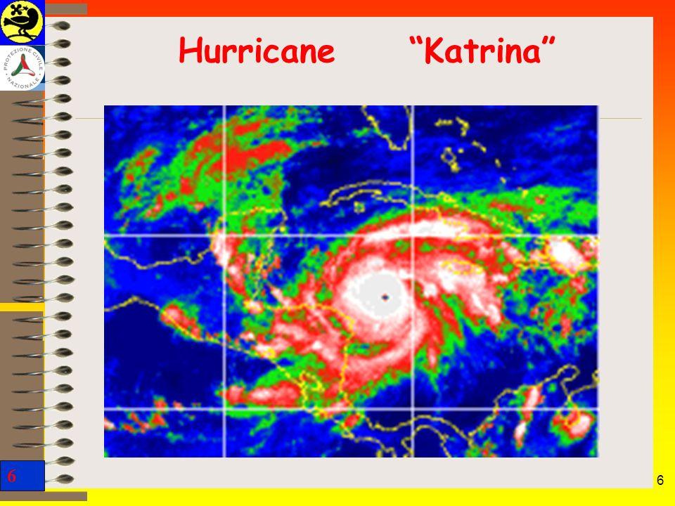 6 6 Hurricane Katrina