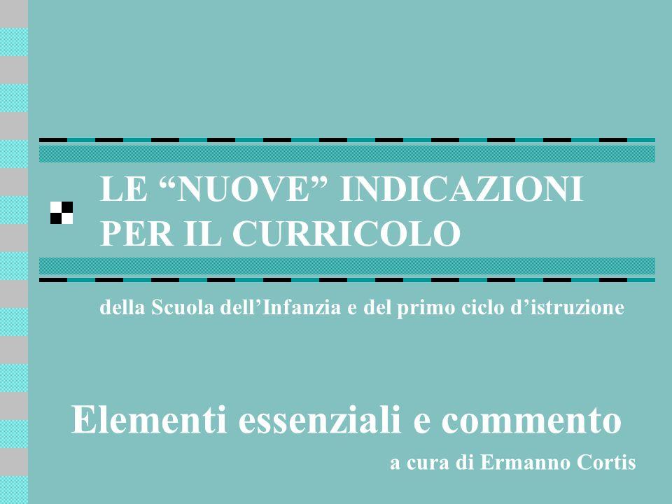 Lingua italiana Le attività di laboratorio e le biblioteche scolastiche devono essere valorizzate, per lincontro con la lettura e con gli autori, non solo attraverso i testi strettamente scolastici.