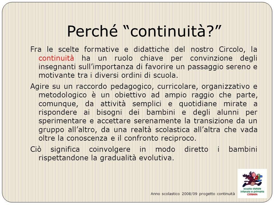 Settima coppia: COLTELLO - PENNELLO Anno scolastico 2008/09 progetto continuità