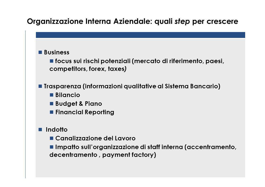 La CRISI: quale impatto dal Sistema Creditizio Credit Crunch lazienda è stata lungimirante ? (fieno in cascina ?) Incremento del Costo del Denaro Incr