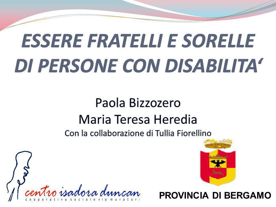 La fatica di non essere disabile Dovevamo dimostrare di essere sempre i migliori, questo è faticoso...