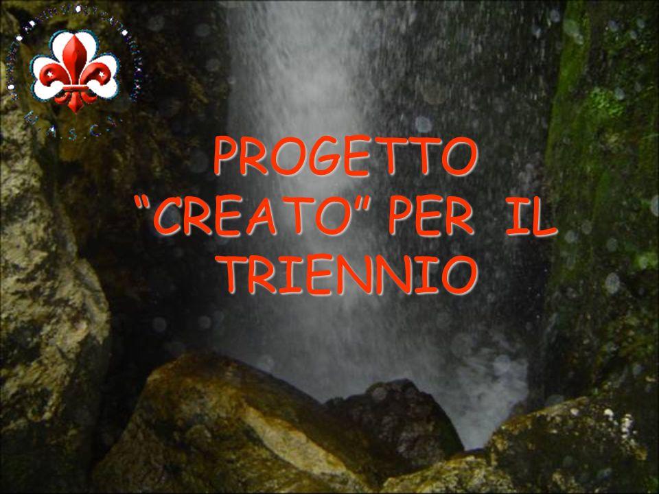 PROGETTO CREATO PER IL TRIENNIO
