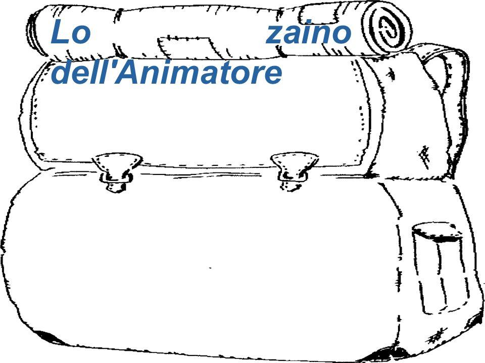 Lo zaino dell Animatore