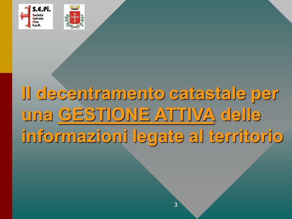 14 Il sistema informativo integrato per una corretta fiscalità locale civ.