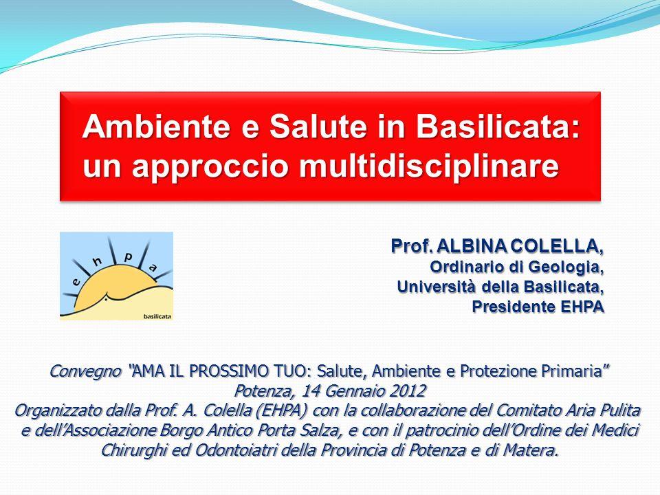 INVASO DEL PERTUSILLO Fornisce acqua ad uso umano alla Puglia e alla Basilicata