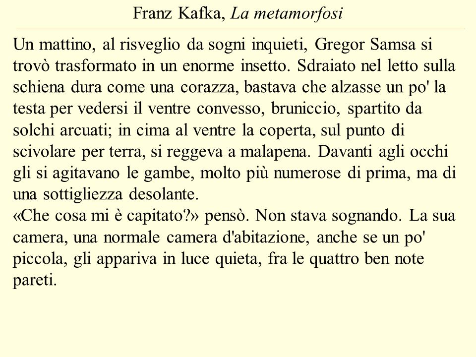 Joyce, Portrait, cap.I (ed. Mondadori, p.