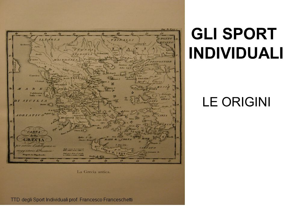 Breve cronologia XIV sec.a.c. Giuochi Panellenici 776 a.c.