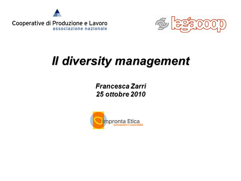 63% Manager reclutati 54% Manager 34% Membri del Codir 26% Nuovi espatriati 15% Membri del Comex Donne 60% dei membri del Codir sono non francesi Nazionalità 19.8% dei Manager in USA (18.6% en 2005) 33% dei collaboratori in USA (33% en 2005) Minorità visibili (LOréal USA) 3.5% in Francia (vs 6% per legge) 0.5% in Austria (vs 4% per legge) 4.0% in Italia (vs 7% per legge) 0.5% in Spagna (vs 2% per legge) 0.2% in Grecia (vs 8% per legge) Handicap Reppresentano il 23% dei collaboratori ( 56: 13%) 60% sono donne / 70% sono « non- manager » Presente principalmente nellindustria / DPGP / DPL Età media pensione :62 anni (vs media nazionale di 57) 31% dei collaboratori con + di 55 ans seguono corsi di formazione (vs 100% <30 ans) Età (collaboratori di + di 46 anni, LOréal Francia) La Diversità in LOréal : cifre chiavi 2006