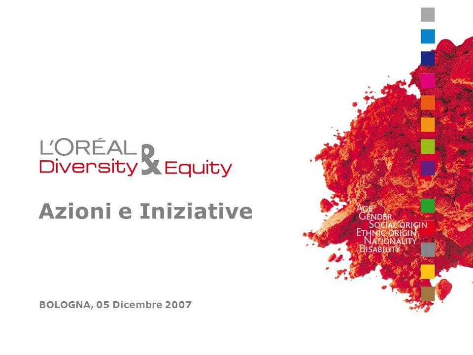BOLOGNA, 05 Dicembre 2007 Azioni e Iniziative