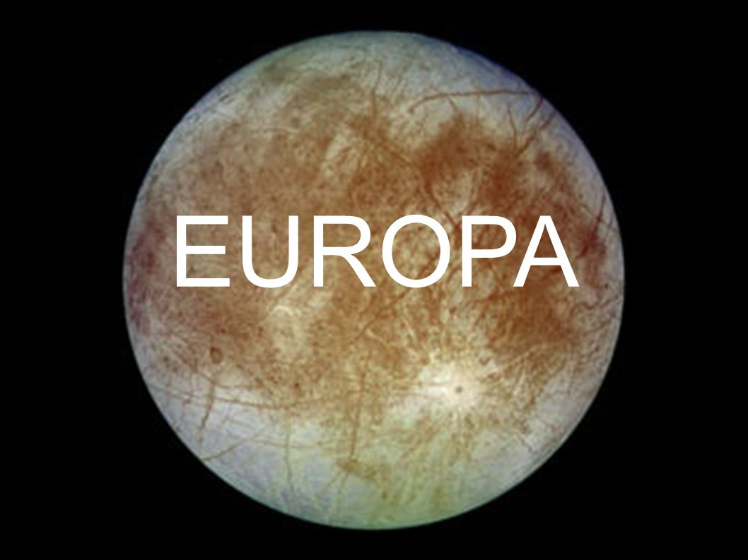 Indice: Nellimmagine: Giove con i due satelliti Io (a sinistra) ed Europa (a destra) 1.