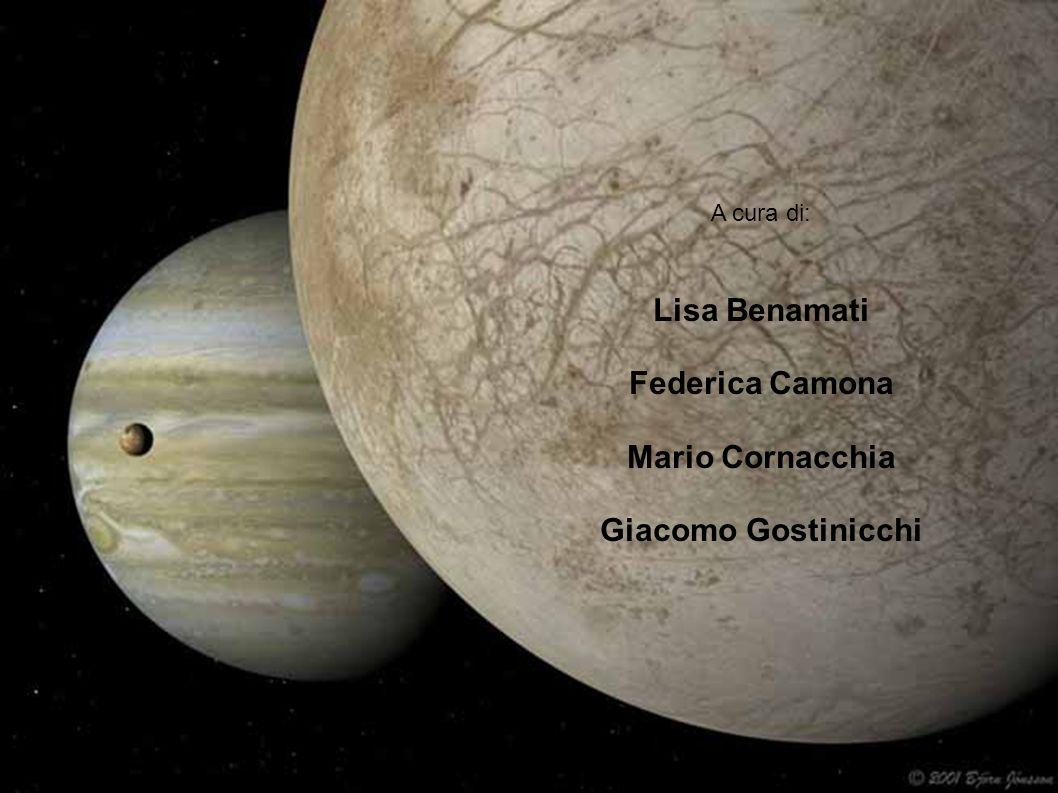 A cura di: Lisa Benamati Federica Camona Mario Cornacchia Giacomo Gostinicchi