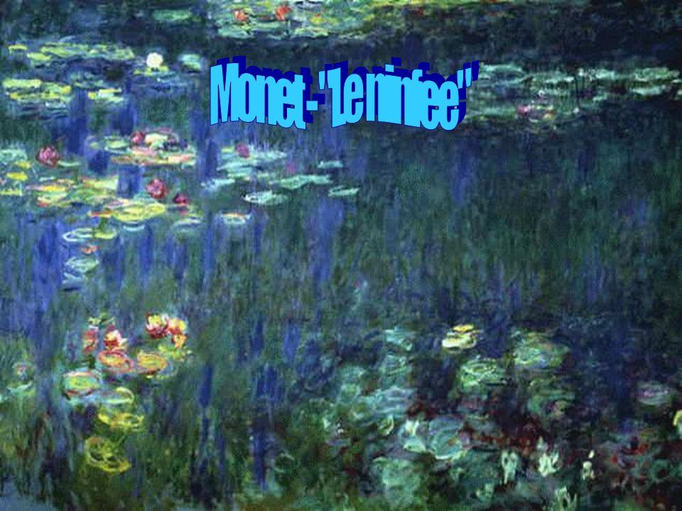 Nelle opere impressioniste, infatti, le forme sono suggerite pi ù che definite e i colori, ricchi e luminosi, hanno il compito di trasmettere allo spe