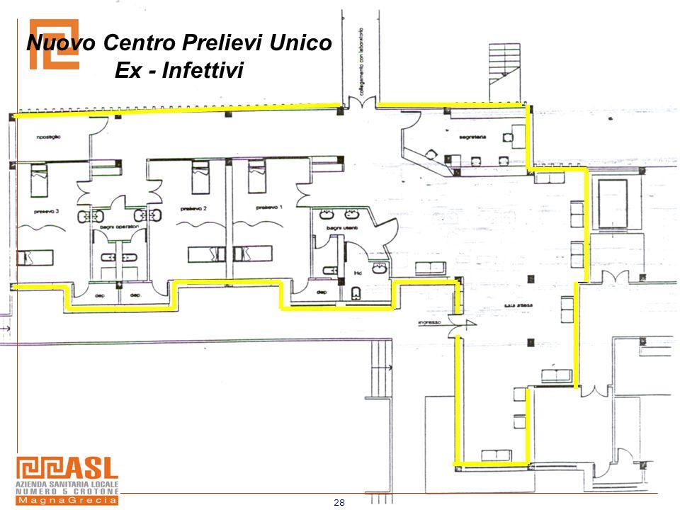 28 Nuovo Centro Prelievi Unico Ex - Infettivi
