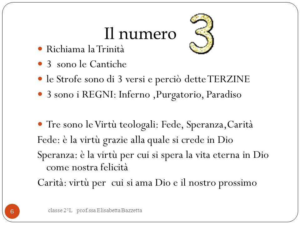 In numeri romani DXV si trova nel Purgatorio questo numero enigmatico: «nel quale un cinquecento diece e cinque» Se si anagramma si può leggere come dux: guida o comandante Dante si riferisce forse allintervento di Arrigo VII, di Lussemburgo che avrebbe dovuto portare ordine e stabilità politica in Italia.