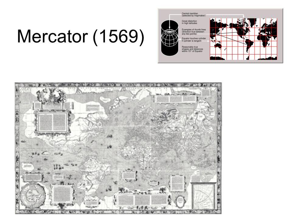 Mercator (1569)
