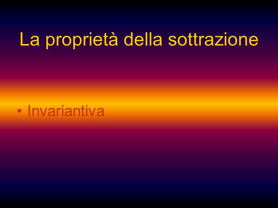 Le proprietà della moltiplicazione Commutativa Associativa Dissociativa Distributiva