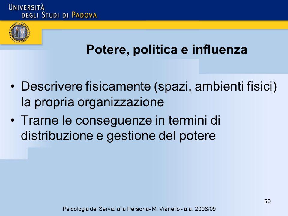 50 Psicologia dei Servizi alla Persona- M.Vianello - a.a.