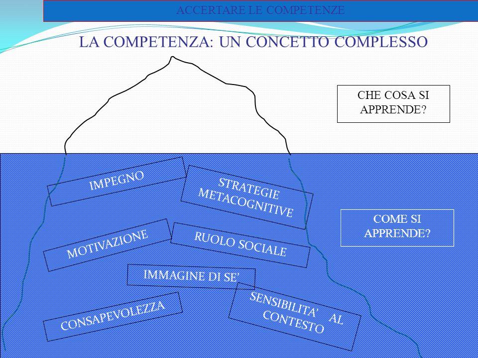 Dottoressa Maria Ieracitano9 IMMAGINE DI SE SENSIBILITA AL CONTESTO CONSAPEVOLEZZA MOTIVAZIONE STRATEGIE METACOGNITIVE RUOLO SOCIALE LA COMPETENZA: UN