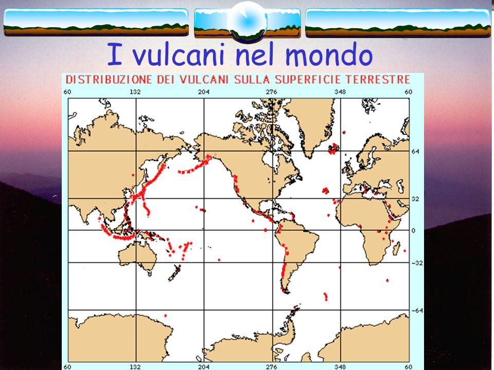 Tipi di vulcani: monogenici I vulcani monogenici sono strutture di piccole dimensioni che si formano da un'unica eruzione. Possono avere forme diverse
