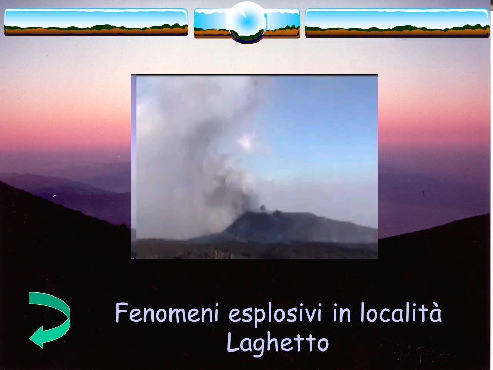 I vulcani italiani Questo è un giro turistico per conoscere alcuni dei vulcani italiani: clicca sul nome del vulcano per vedere delle foto. Quando tro