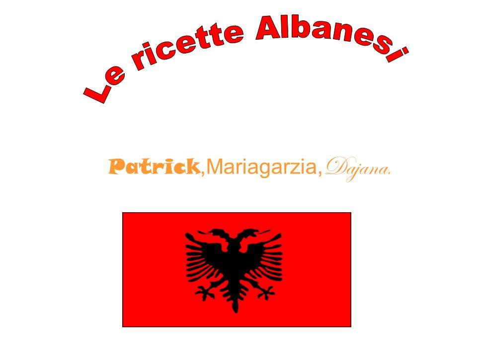Patrick,Mariagarzia, Dajana,