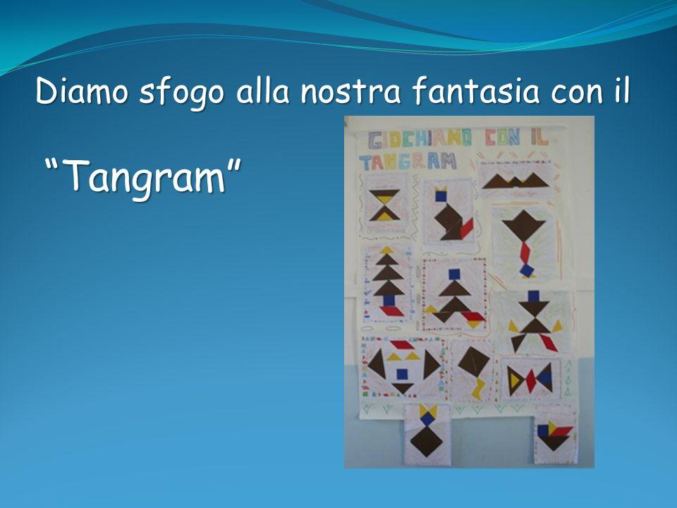 Diamo sfogo alla nostra fantasia con il Tangram