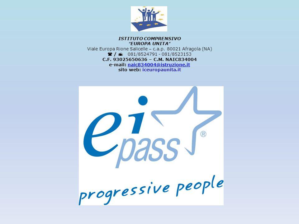 Eipass: European Informatics Passport Che cos è lEipass.