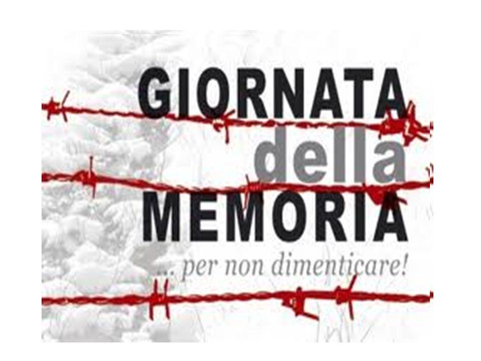 Il Giorno della Memoria, che il 27 gennaio del 2011 celebriamo per lundicesima volta, è stato istituito per non dimenticare la Shoah e le altre vittime dei crimini nazisti, affinché quanto avvenuto non si ripeta mai più, per nessun popolo, in nessun tempo e in nessun luogo.