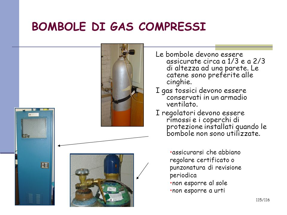 2007 114/116 UTENSILI MANUALI: rischi Le principali cause di infortunio sono: impiego scorretto o inadeguato qualità scadente del materiale cattivo st