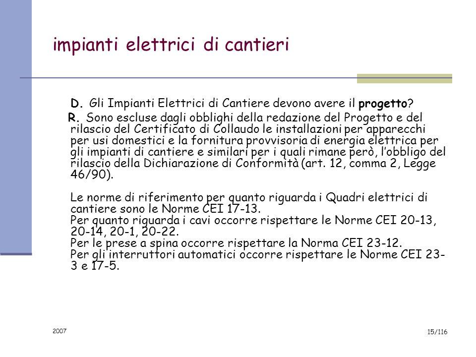 2007 14/116 Dichiarazione conformità