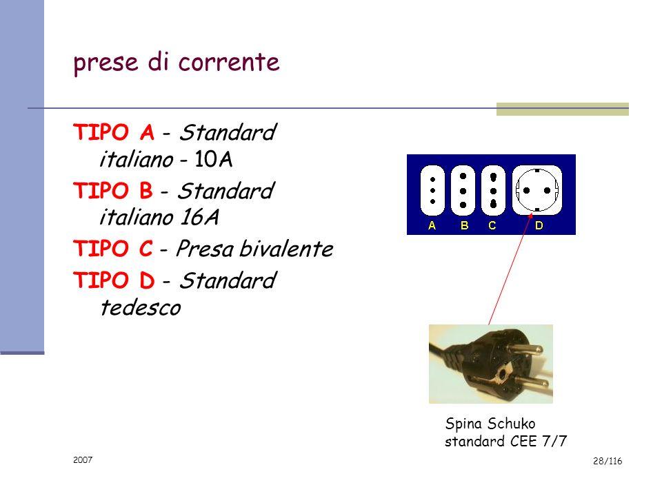 2007 27/116 SGANCIATORE MAGNETICO