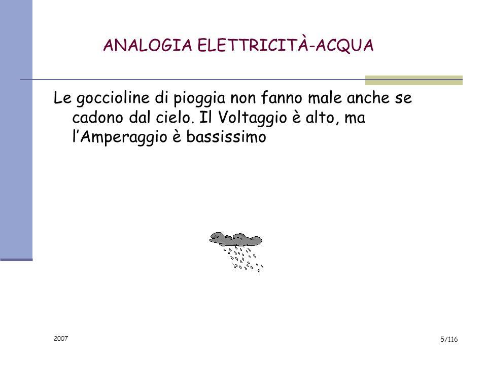 2007 95/116 RISCHI SPECIFICI NELLA SCUOLA