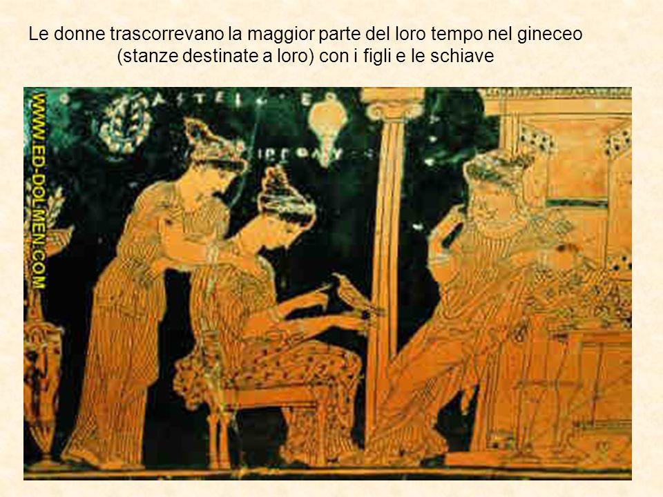 La misoginia dunque è un fenomeno antichissimo.