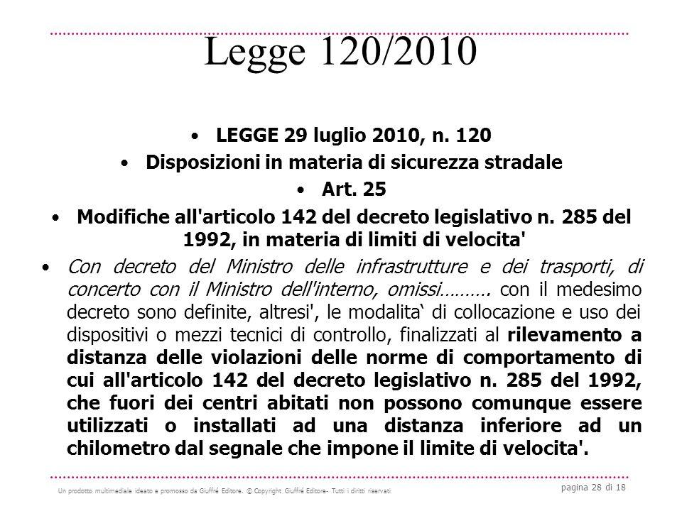 pagina 28 di 18 Un prodotto multimediale ideato e promosso da Giuffré Editore.