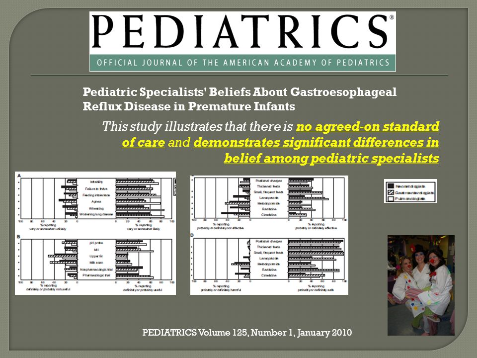 Diagnosis of Gastro-Oesophageal Reflux in Preterm Infants: Sonography vs.