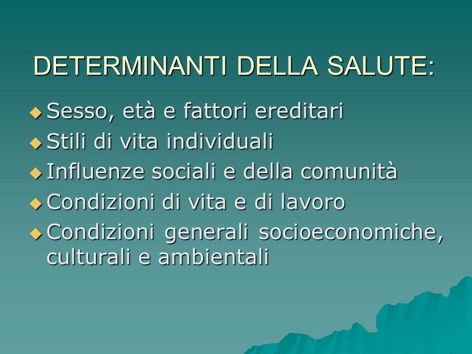 1.PERCEZIONE DEL RISCHIO, VULNERABILITÀ E OTTIMISMO 1.