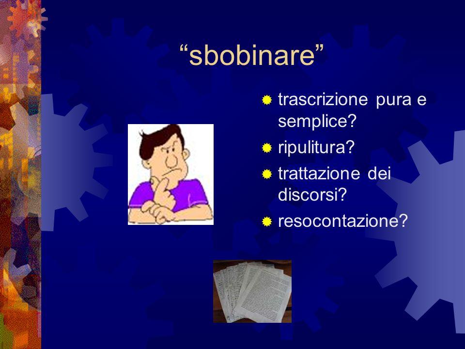 rappresentazione del linguaggio CODICE MODELLO LINGUISTICO Forum TAL