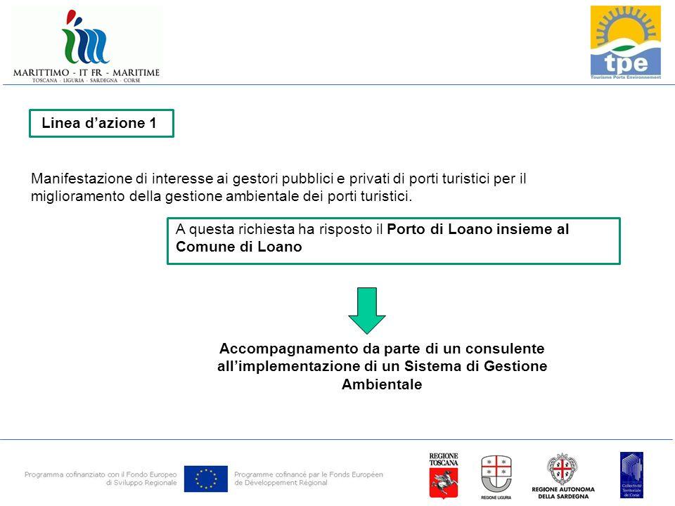 Manifestazione di interesse ai gestori pubblici e privati di porti turistici per il miglioramento della gestione ambientale dei porti turistici.