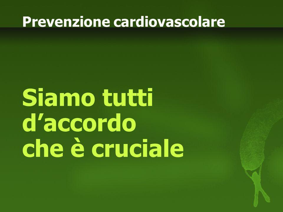 Prevenzione cardiovascolare Siamo tutti daccordo che è cruciale Ma quanto possiamo permetterci di attuarla .