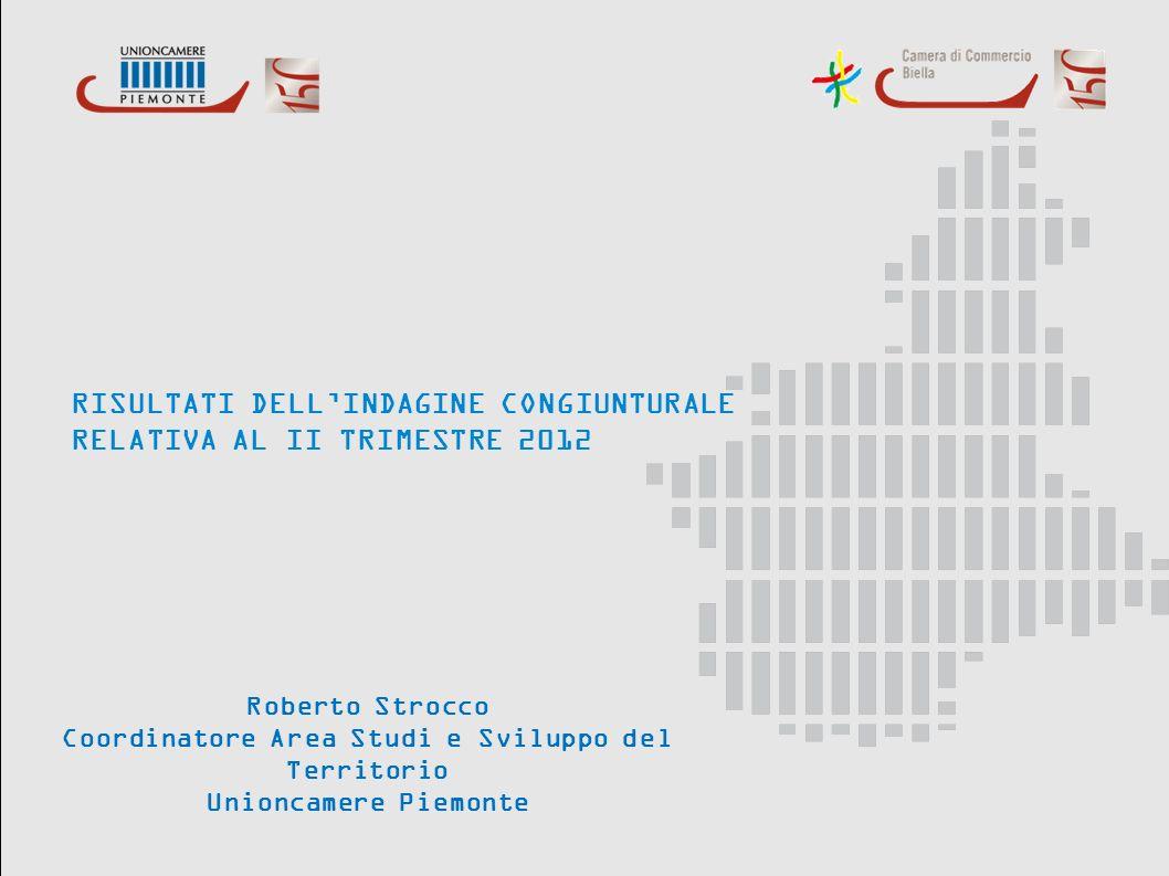 La produzione industriale per Paesi/1 Fonte: elaborazione Unioncamere Piemonte su dati OECD