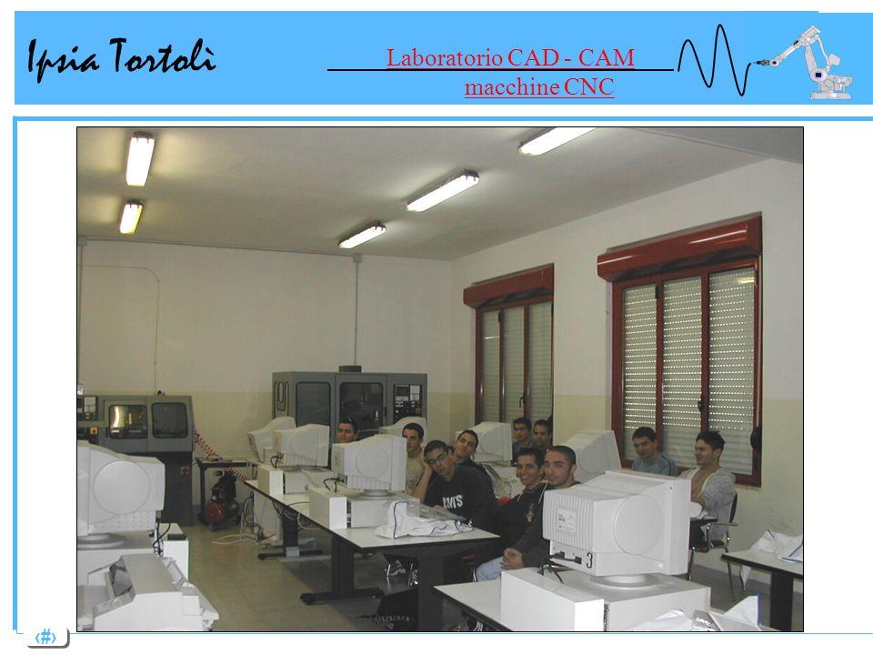 11 Ipsia Tortolì Laboratorio CAD - CAM macchine CNC