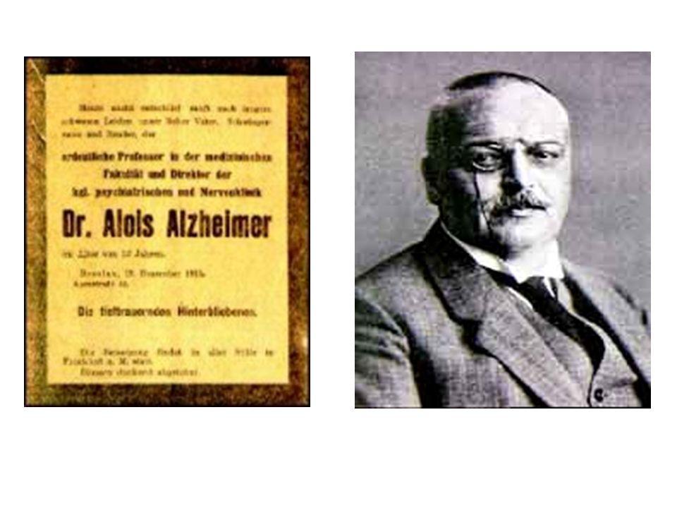 Storia naturale della AD Adattata da Gauthier S.ed.