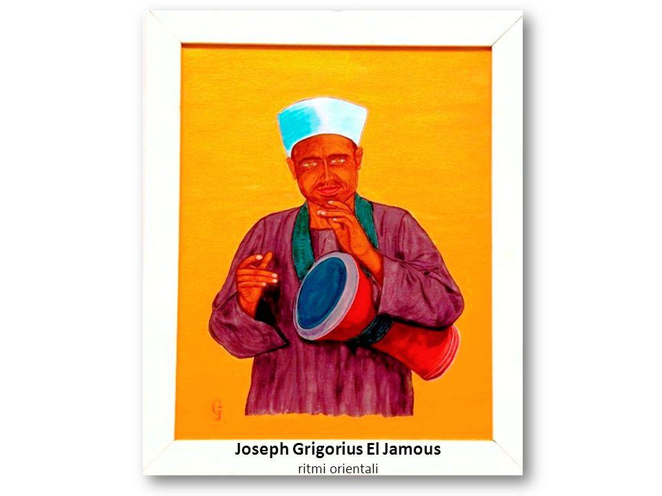 Joseph Grigorius El Jamous ritmi orientali