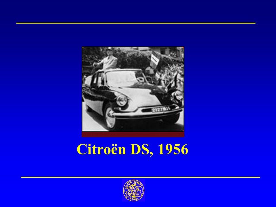 Citroën DS, 1956