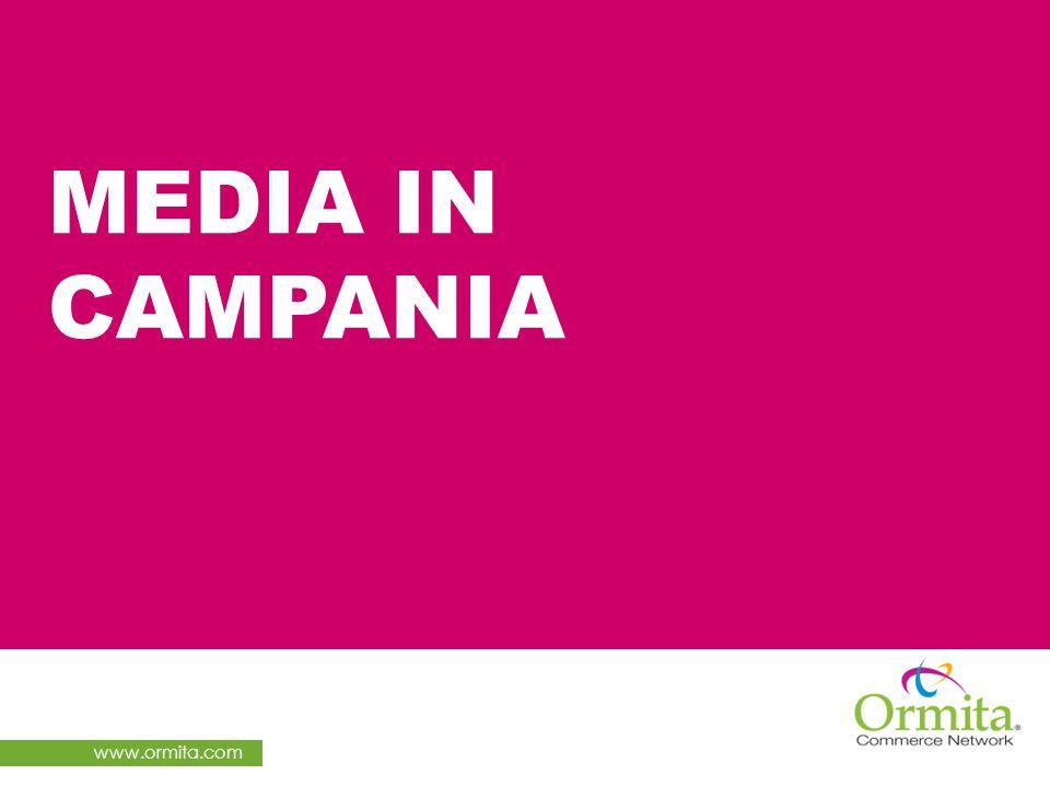 www.ormita.com MEDIA IN CAMPANIA