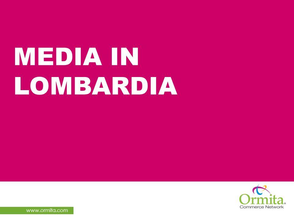 www.ormita.com MEDIA IN LOMBARDIA