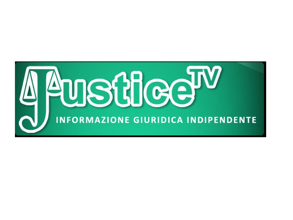 Justice Tv è il primo canale tematico, indipendente e multipiattaforma rivolto interamente al Sistema Legale e alla Giustizia Italiana ed Internazionale.