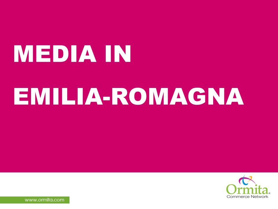 www.ormita.com MEDIA IN EMILIA-ROMAGNA