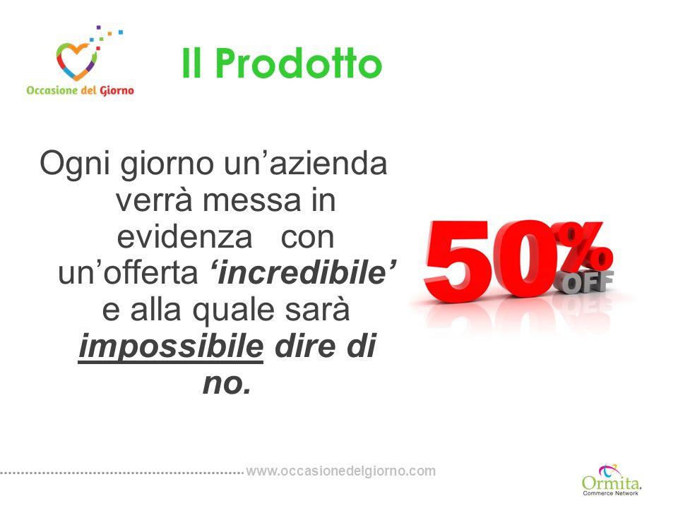 www.occasionedelgiorno.com Le Nostre Offerte.